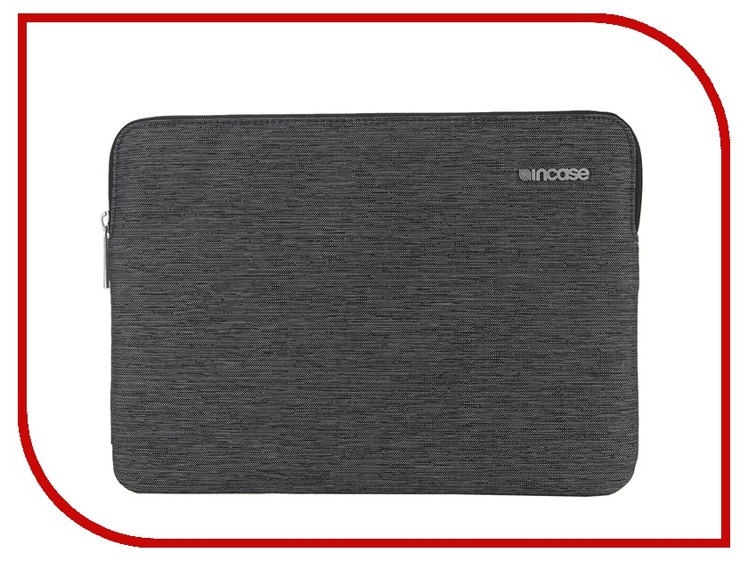 Аксессуар Чехол 12.0-inch Incase для APPLE MacBook Black CL60675<br>