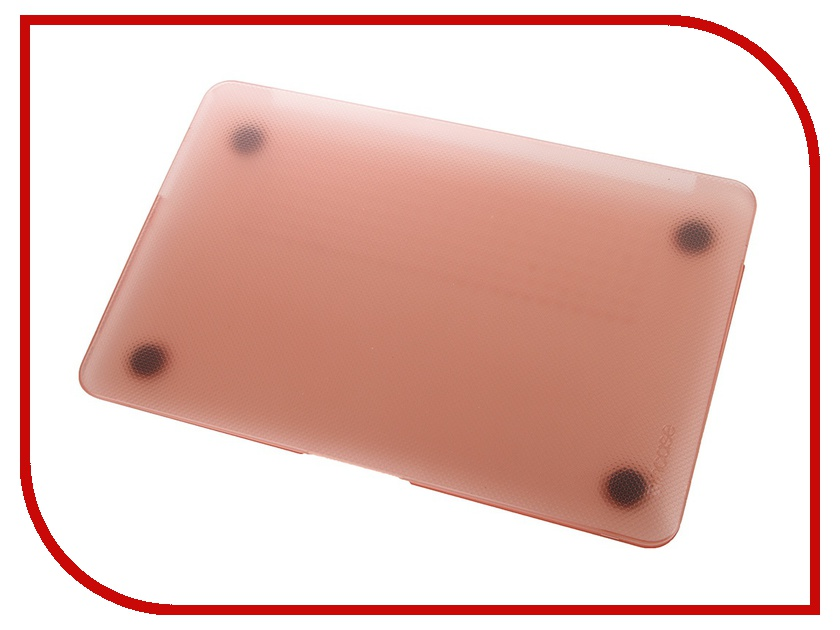 Аксессуар Чехол 11.0-inch Incase для APPLE MacBook Air Light Pink CL90049