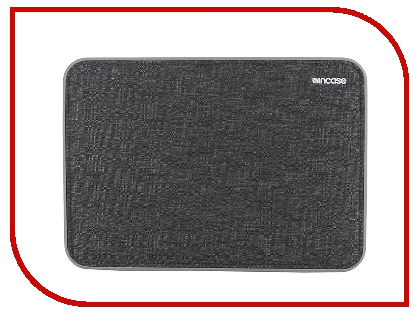 Аксессуар Чехол 11.0-inch Incase Icon для APPLE MacBook Air Black-Grey CL60636<br>