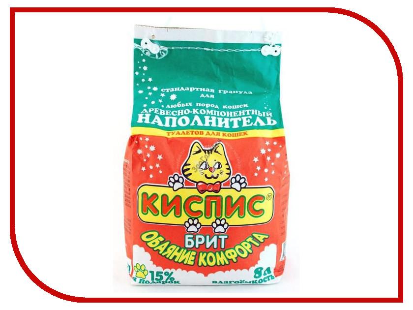 Наполнитель Киспис Авангард для взрослых котов
