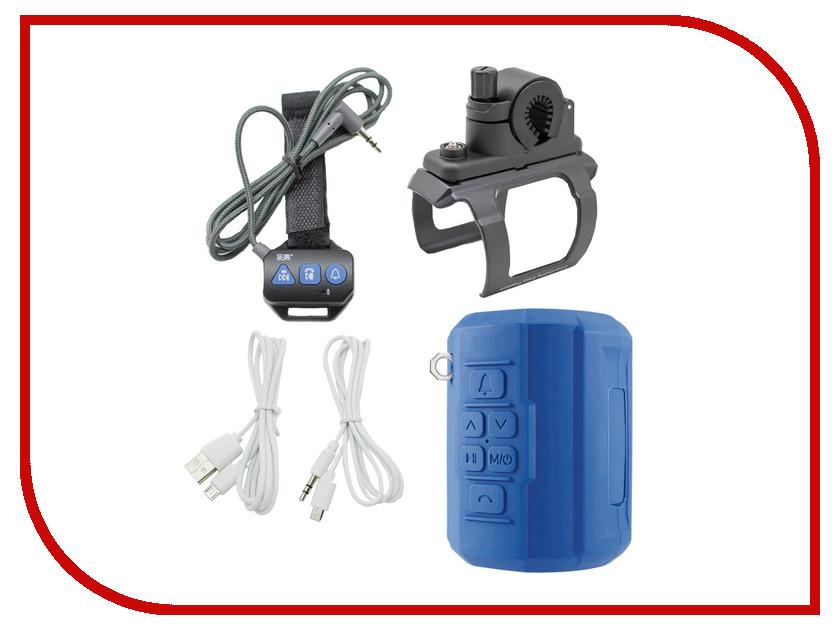Колонка Nogo F4 Blue колонка mixberry msp001bl light blue