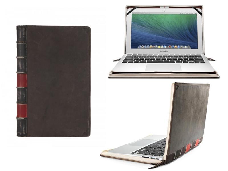 Аксессуар Чехол 11.0-inch Twelve South BookBook для APPLE MacBook Air Black 12-1103<br>
