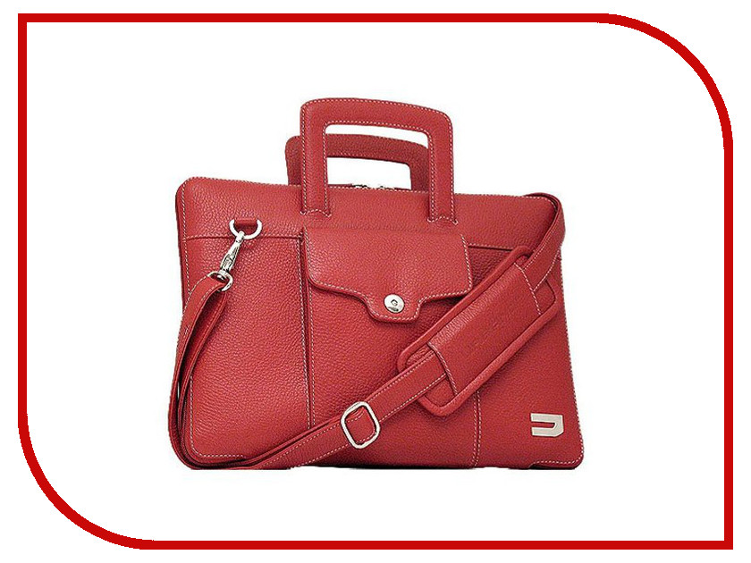 Аксессуар Сумка 13.0-inch Urbano для APPLE MacBook Air Red UZRBA-04<br>
