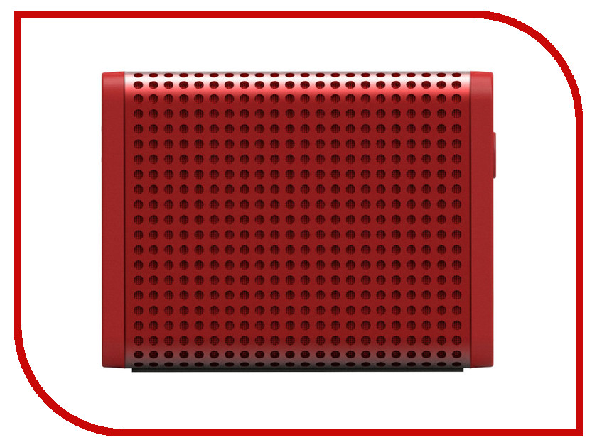 Колонка MiPow Boomin Red BTS500RD<br>