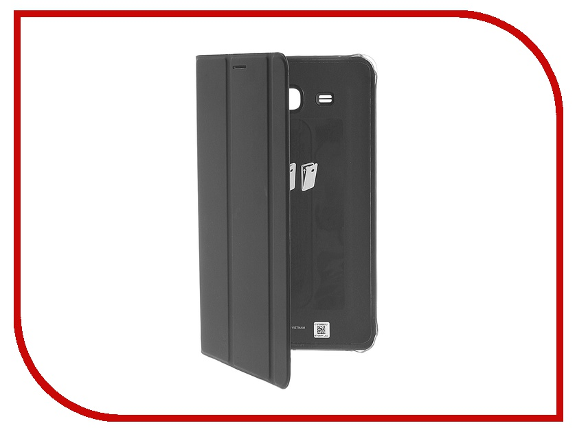 Аксессуар Чехол Samsung Galaxy SM-T280/SM-T285 Tab A 7.0 (2016) BookCover SAM-EF-BT285PBEGRU Black аксессуар чехол samsung galaxy tab a 7 sm t285 sm t280 it baggage ultrathin red itssgta7005 3