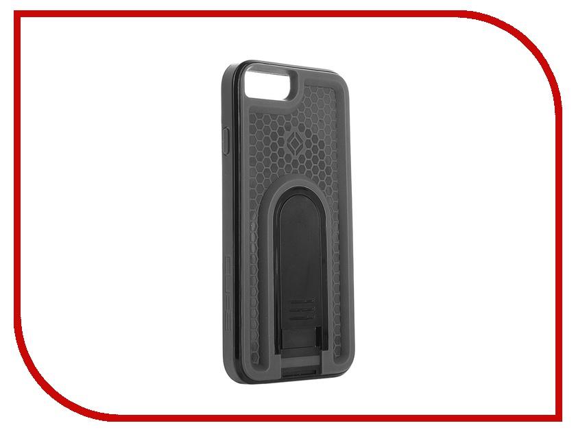Аксессуар Чехол X-Guard для iPhone 6 с брызгозащитным кожухом Black<br>