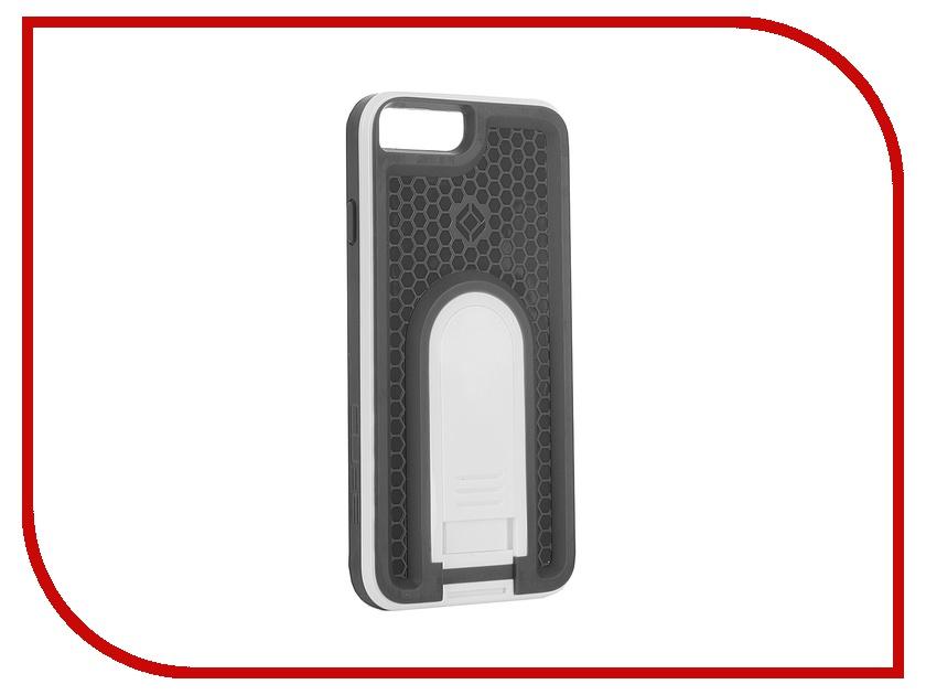 Аксессуар Чехол X-Guard для iPhone 6 с брызгозащитным кожухом White<br>
