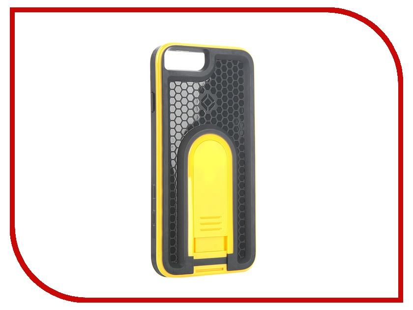 Аксессуар Чехол X-Guard для iPhone 6 с брызгозащитным кожухом Yellow<br>