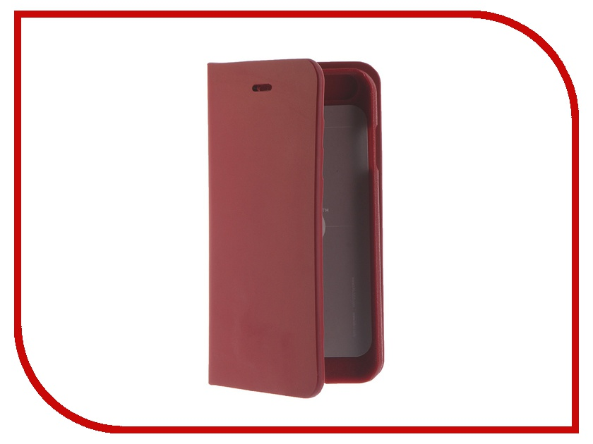 Аксессуар Чехол LAB.C Smart Wallet для iPhone 6 Red LABC-409-RD<br>