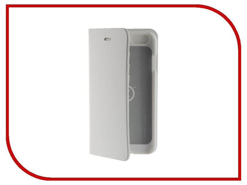 Аксессуар Чехол LAB.C Smart Wallet для iPhone 6 White LABC-409-WH<br>