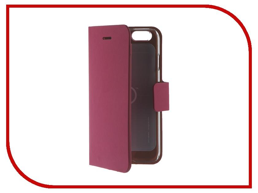 Аксессуар Чехол LAB.C Fantastic 5 Folio для iPhone 6 Pink LABC-410-PK<br>
