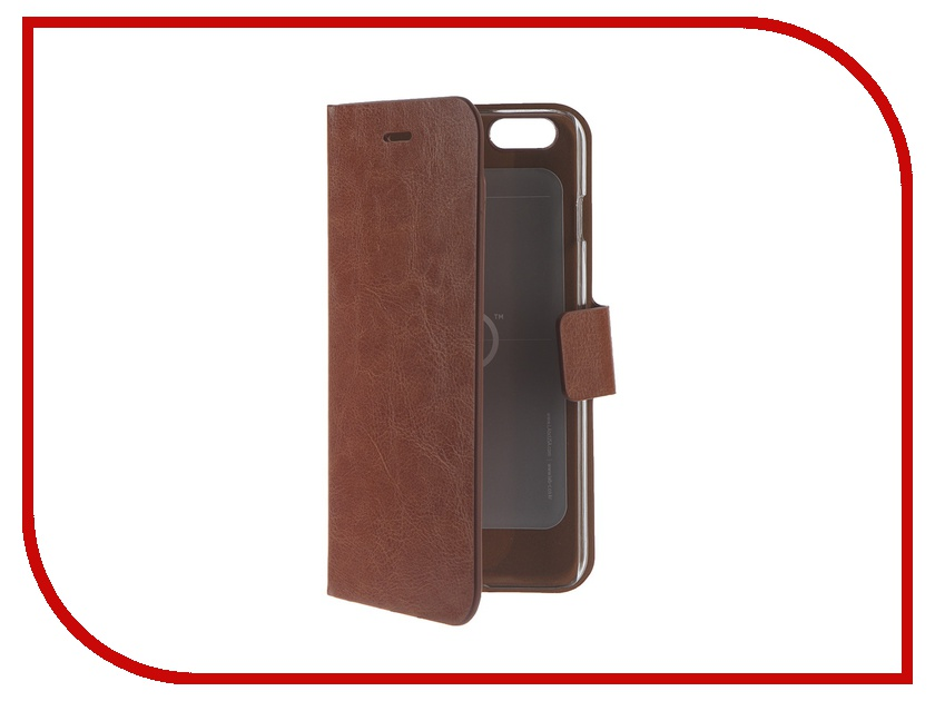 Аксессуар Чехол LAB.C Fantastic 5 Folio для iPhone 6 Plus Brown LABC-411-BW<br>