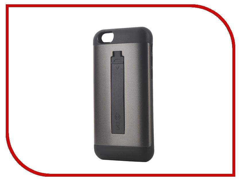 ��������� ����� LAB.C Cable & Ultra Protection ��� iPhone 6 Black LABC-109-BK