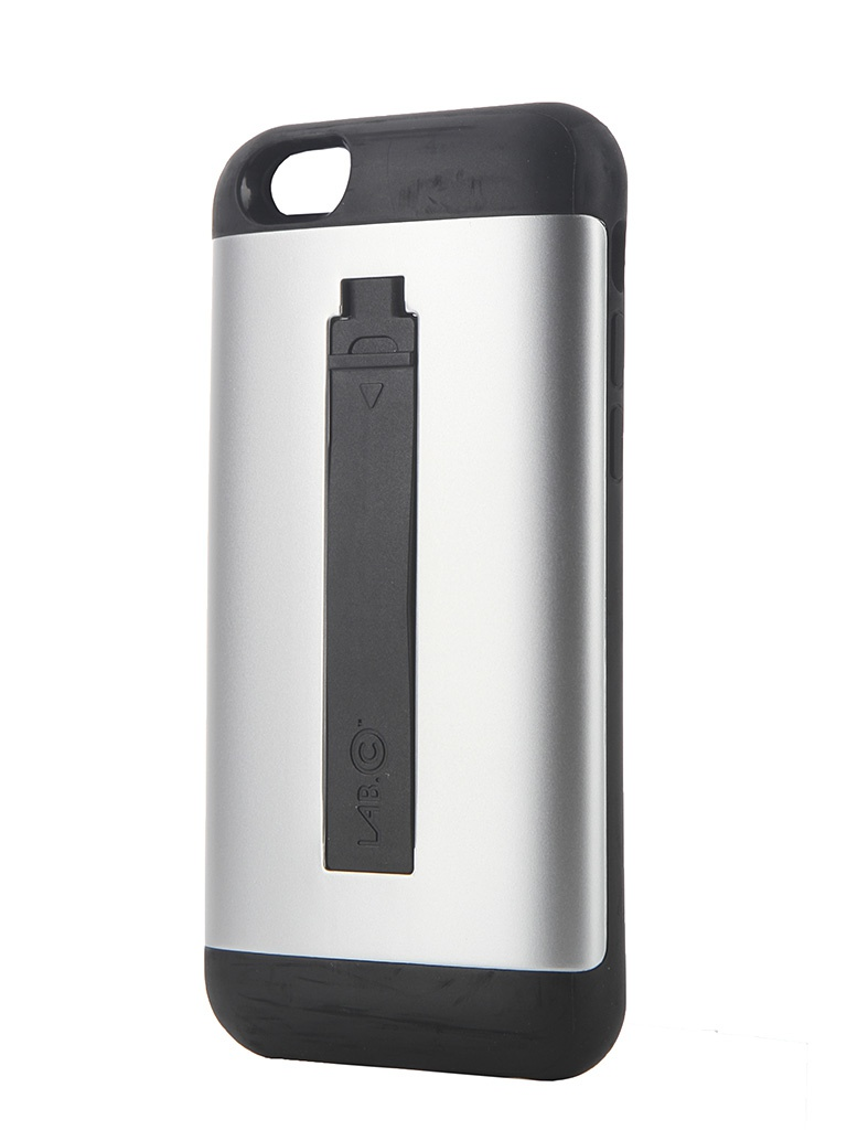 Аксессуар Чехол LAB.C Cable &amp; Ultra Protection для iPhone 6 Silver LABC-109-WH<br>