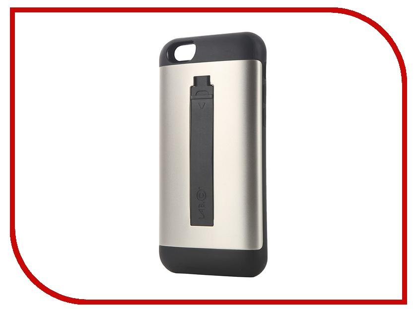Аксессуар Чехол LAB.C Cable & Ultra Protection для iPhone 6 Gold LABC-109-GL аксессуар mystery mad gl шумоподавитель линейный