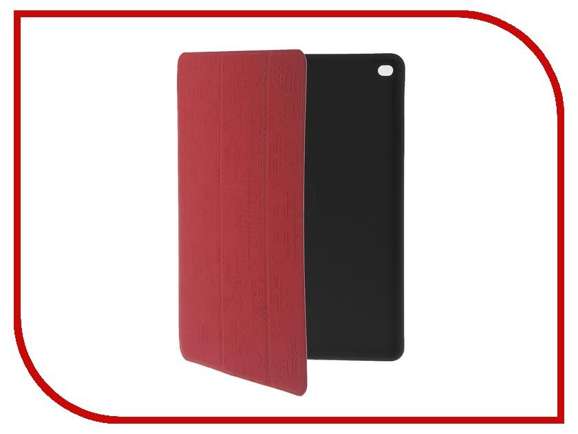 Аксессуар Чехол LAB.C 3Way Reversible Case для Apple Ipad Air 2 Red-White LABC-413-RW