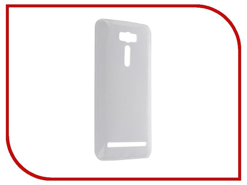 Аксессуар Чехол ASUS Zenfone 2 Lazer ZE600KL/ZE601KL iBox Crystal Transparent<br>