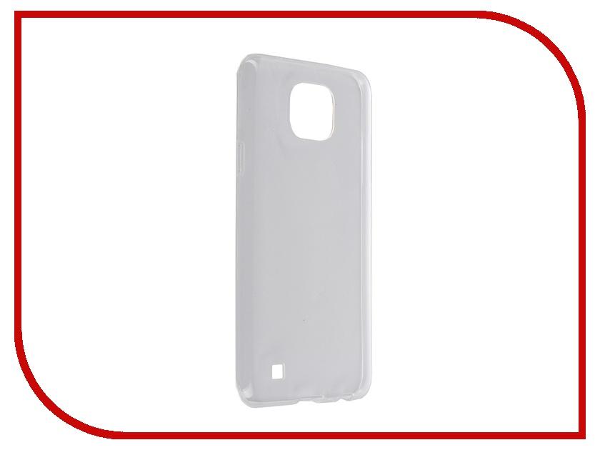 Аксессуар Чехол LG X Cam iBox Crystal Transparent<br>