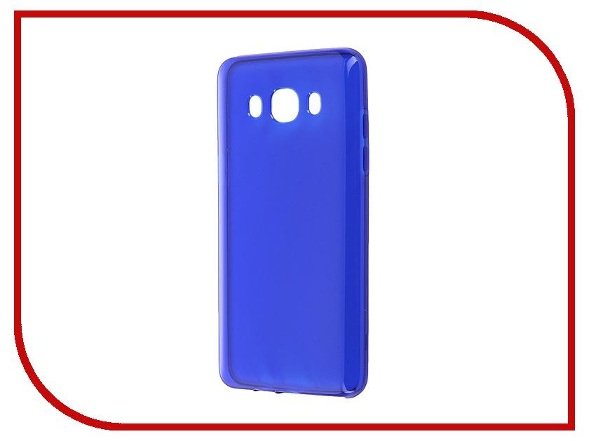 ��������� �����-�������� Samsung Galaxy J5 (2016) iBox Crystal Blue