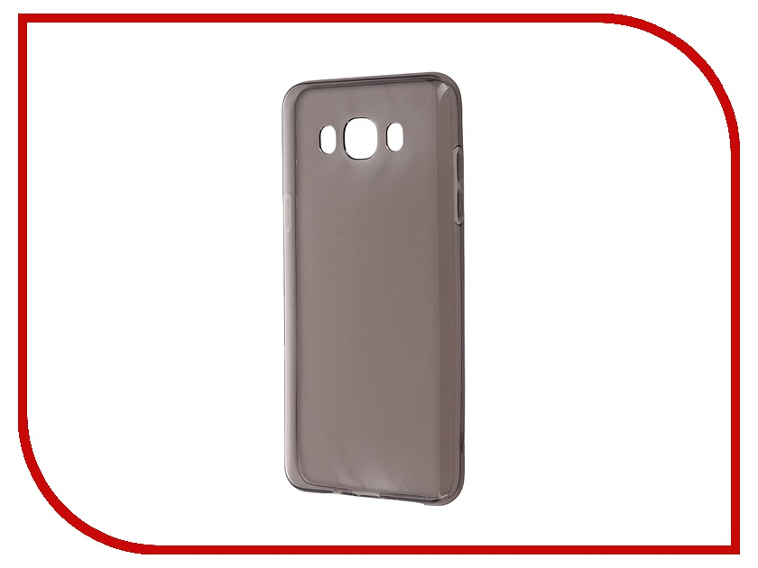 Аксессуар Чехол-накладка Samsung Galaxy J7 (2016) iBox Crystal Grey аксессуар чехол htc desire 825 ibox crystal grey