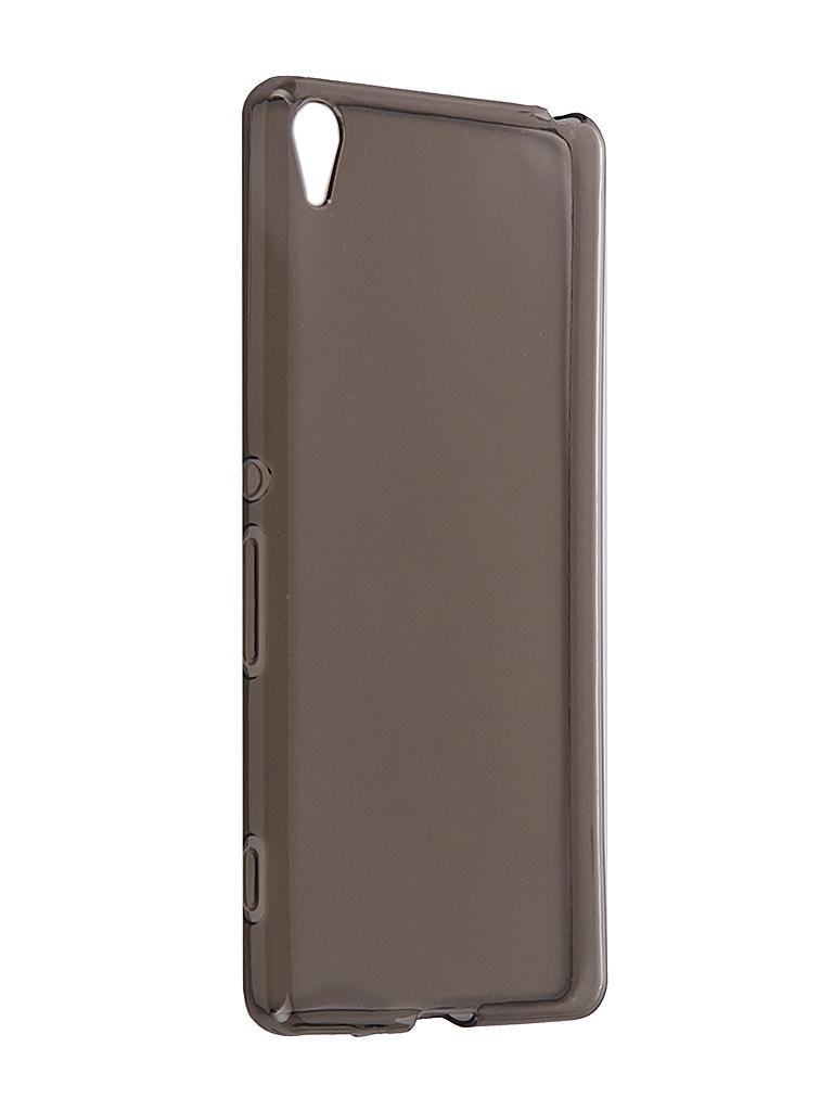 Аксессуар Чехол Sony Xperia XA iBox Crystal Grey<br>