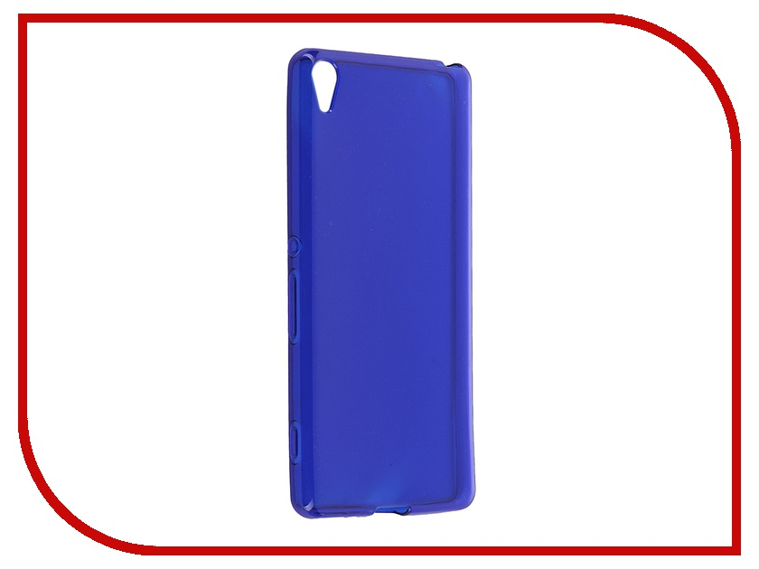 Аксессуар Чехол Sony Xperia XA iBox Crystal Blue<br>