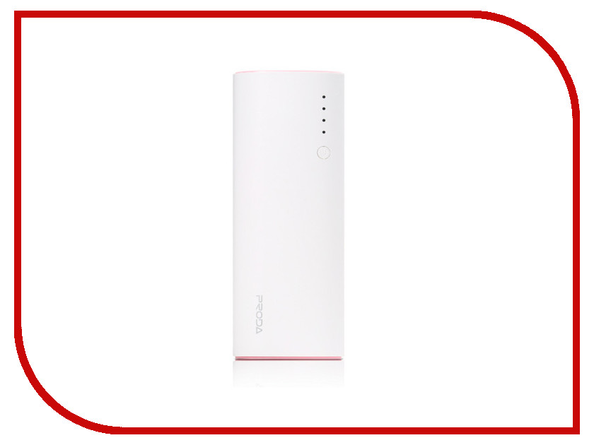 Аккумулятор Remax Power Bank Proda Star Talk PPP-11 12000 mAh White-Pink<br>
