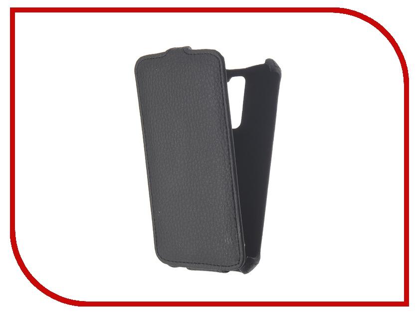 Аксессуар Чехол LG K10 iBox Premium Black<br>