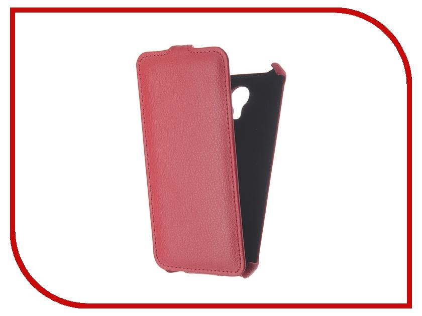 Аксессуар Чехол Meizu M2 Note iBox Premium Red<br>