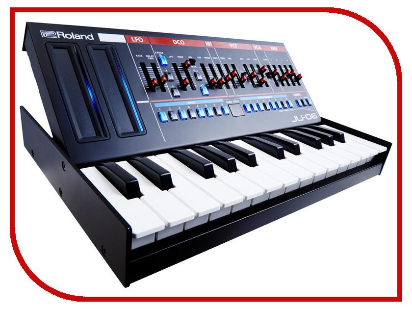Синтезатор Roland JU-06<br>