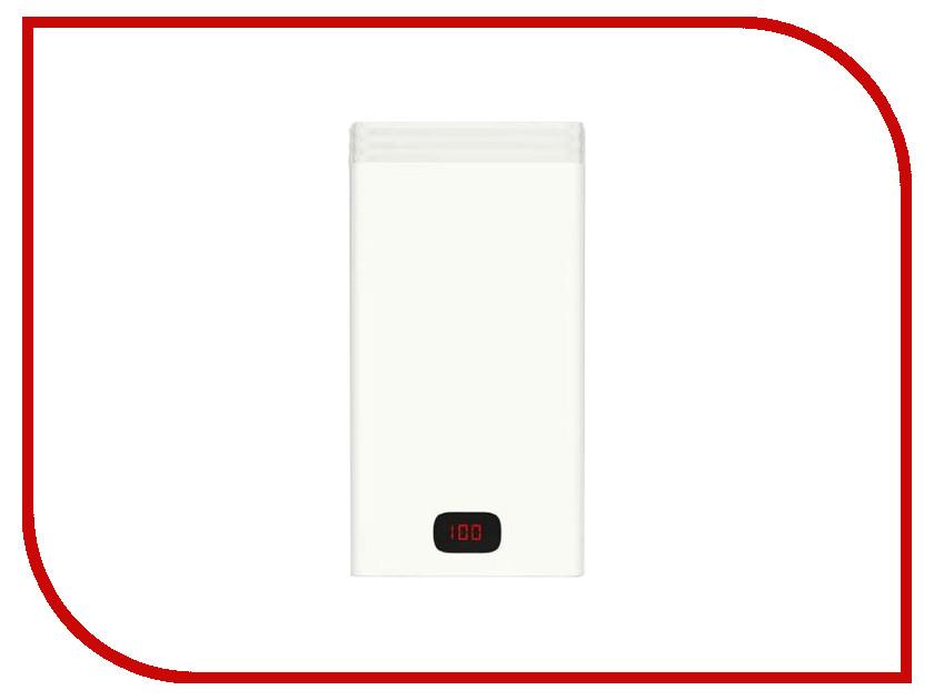 Аккумулятор Irbis PB1C65 10000 mAh White<br>