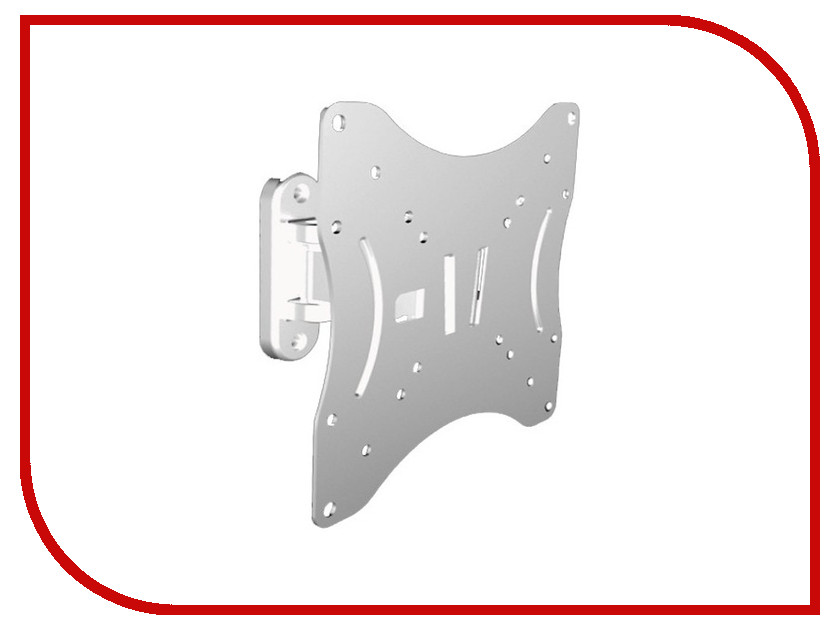 Кронштейн Trone LS/AL 51-21 S White