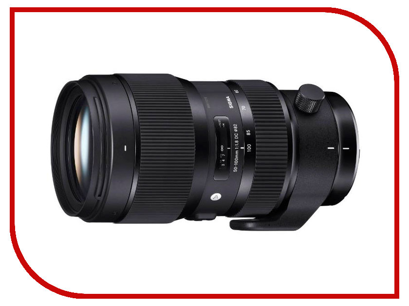 Объектив Sigma Canon AF 50-100 mm F/1.8 DC HSM/A