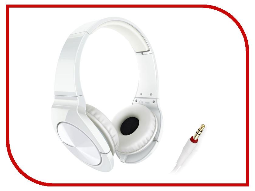 Наушники Pioneer SE-MJ751 White<br>