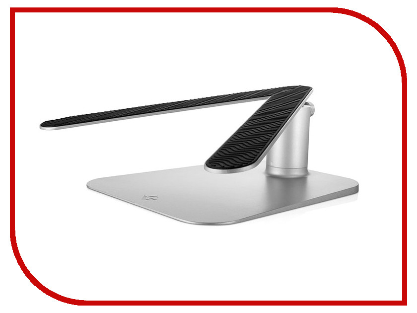 Аксессуар Подставка Twelve South HiRise для APPLE MacBook Silver 12-1222/B аксессуар держатель twelve south hirise v2 для apple iphone ipad silver 12 1624