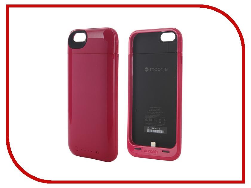Аксессуар Чехол-аккумулятор Mophie Juice Pack Air for APPLE iPhone 6 Pink 2750 mAh 3382<br>