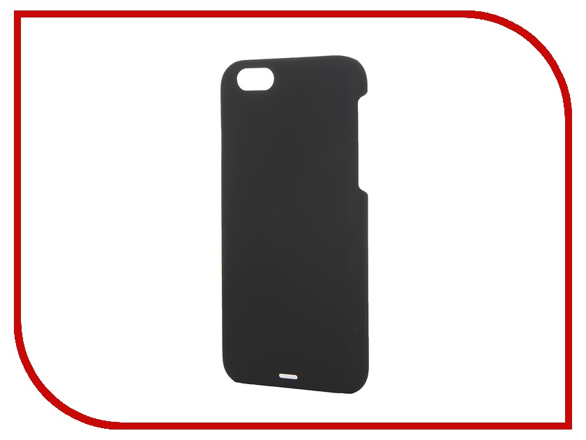 Аксессуар Чехол Kenu Highline для iPhone 6/6S Black-Orange HL6-OR-NA<br>