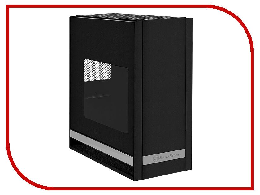 Корпус SilverStone FT05B Black