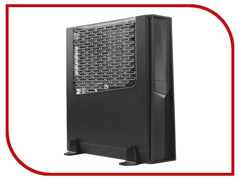 Корпус SilverStone RVZ02B-W Black корпус silverstone case ss precision ps11b q black sst ps11b q