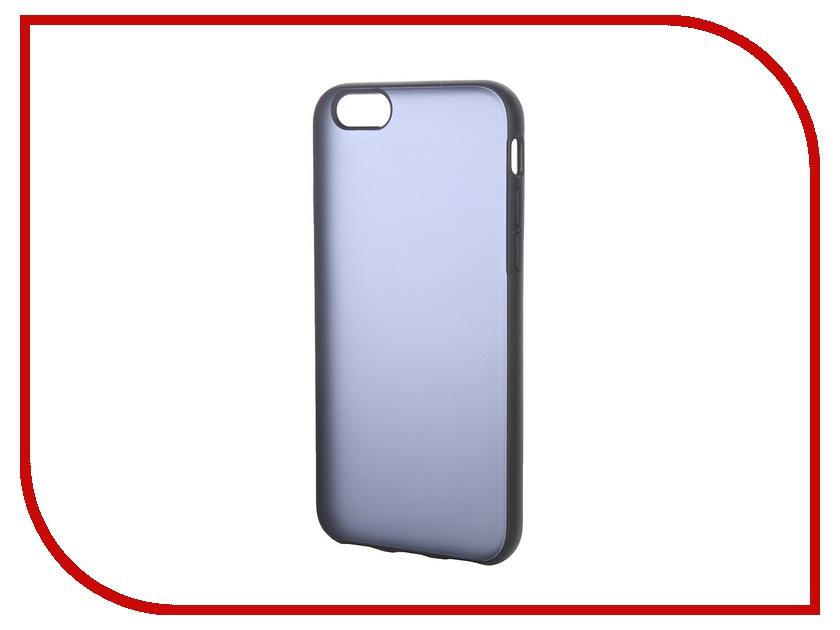 Аксессуар Чехол Incase Pop Case для iPhone 6 / 6S Transparenn Black-Black CL69455<br>