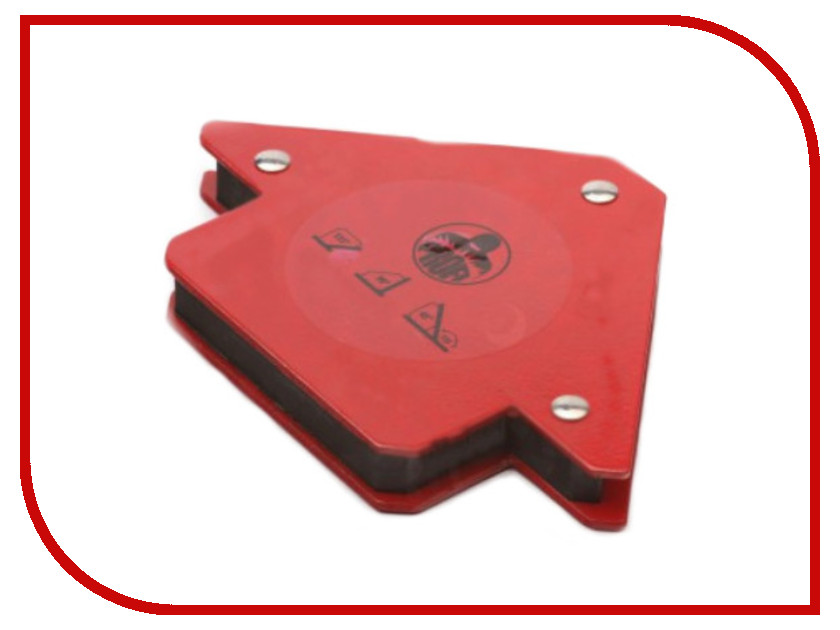 Аксессуар МирМагнитов SM-1601 для 3-х углов, усилие 11кг - магнитный угольник 4014522