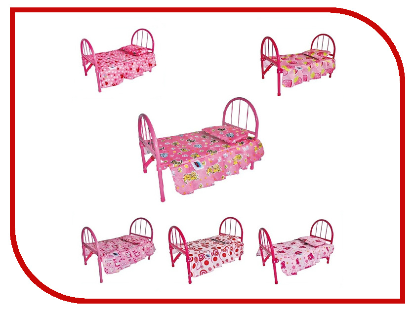 Игра Buggy Boom Loona Кроватка для кукол 8842B<br>