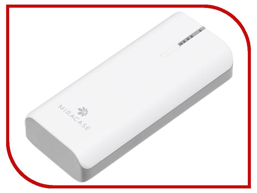 Аккумулятор Miracase MACC-826 5200 mAh White-Grey<br>
