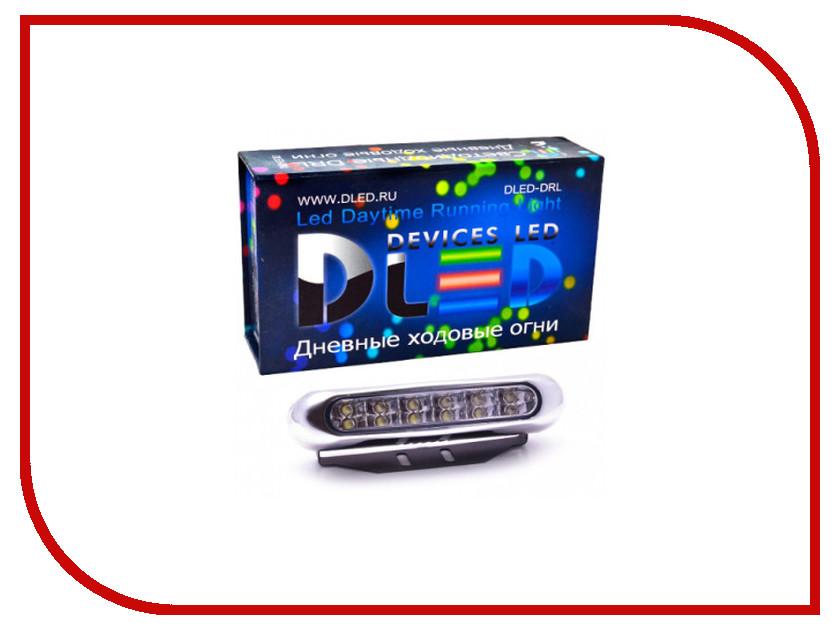 Дополнительная фара DLED DRL-28 1082