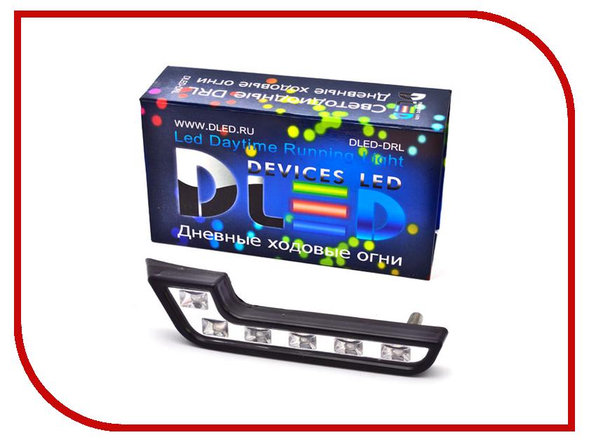Дополнительная фара DLED DRL-2 347<br>