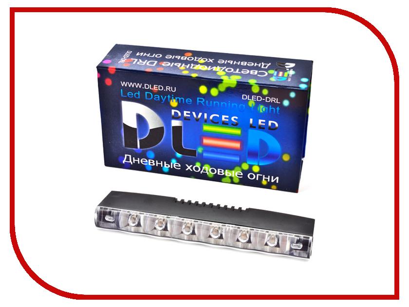 Дополнительная фара DLED DRL-3 349