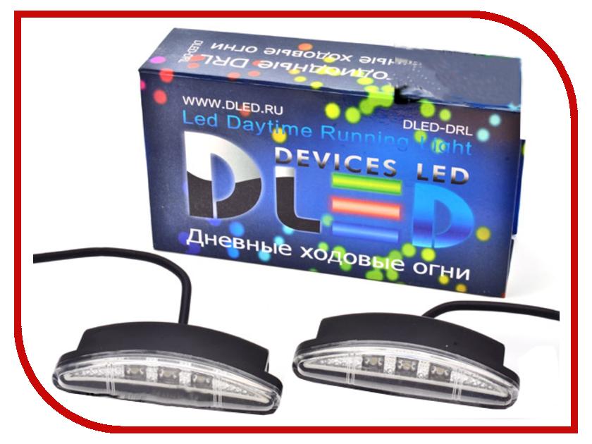 Дополнительная фара DLED DRL-82 3687
