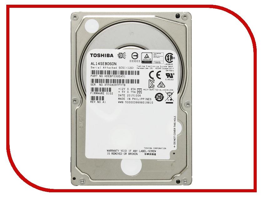 Жесткий диск 600Gb - Toshiba AL14SEB060N<br>