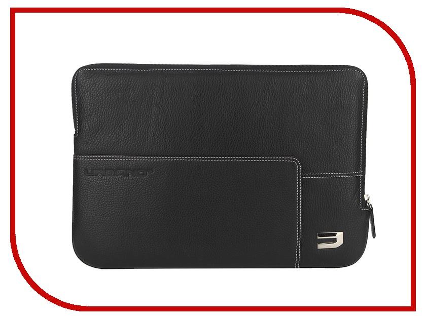 Аксессуар Чехол 13.0-inch Urbano для APPLE MacBook Air Black UZRSA-01<br>