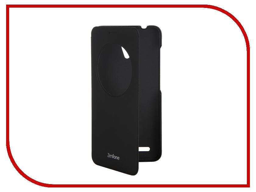 Аксессуар Чехол ASUS ZenFone 2 ZC500TG View Flip Cover Black 90AC00Q0-BCV001<br>